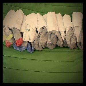 10 Pair Sock bundle!